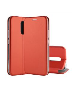 Чехол книжка Kira Slim Shell для Xiaomi Redmi 8 Red