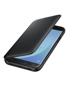 Чехол книжка Samsung J7 2017 EF-WJ730CBEGRU (Black)