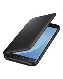 Чехол книжка Samsung J5 2017 EF-WJ530CBEGRU (Black)