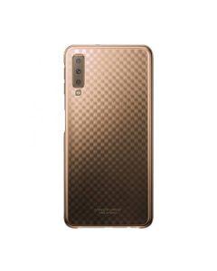 Чохол накладка Gradation Cover Samsung A7 2018 EF-AA750CBEGRU (Gold)