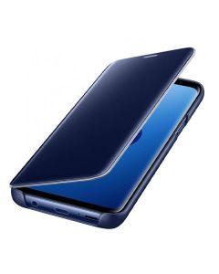 Чехол книжка Clear View Cover Samsung S9 EF-ZG960CLEGRU (Blue)