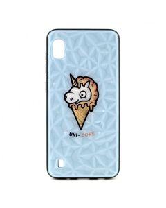 Чехол накладка Crazy Prism для Samsung A10-2019/A105 Unicorn