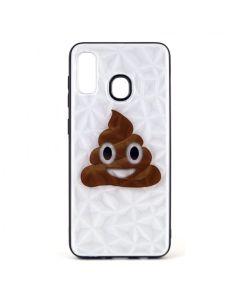 Чехол накладка Crazy Prism для Samsung A20-2019/A205/A30-2019/A305 Kakashka