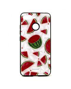 Чехол накладка Crazy Prism для Xiaomi Redmi 6 Watermelon