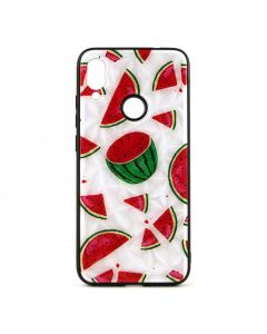 Чехол накладка Crazy Prism для Xiaomi Redmi Note 7/Note 7 Pro Watermelon