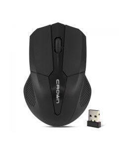 Беспроводная мышь Crown CMM-333W Bluetooth Black