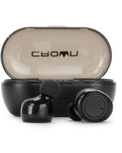 Bluetooth Наушники Crown CMTWS-5001 TWS Black