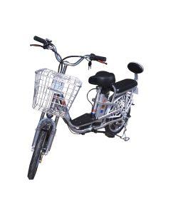 Электровелосипед MJ-LS-2 350W/60V8AH Silver