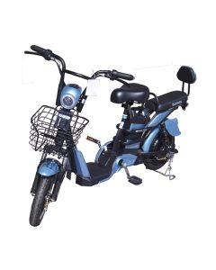 Электровелосипед MJ-LS-5 350W/48V8AH Blue