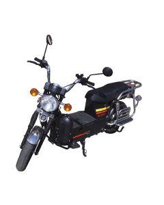 Электробайк MJ-BL-30 1500W/72V32AH Black