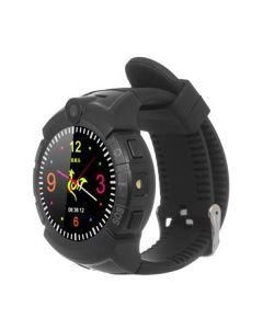 Детские умные часы Ergo GPS Tracker Color C010 Black
