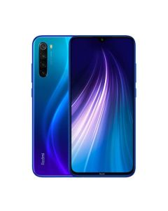 XIAOMI Redmi Note 8 4/64 Gb (neptune blue) українська версія