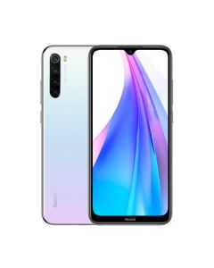 XIAOMI Redmi Note 8T 4/128GB (moonlight white) Global Version