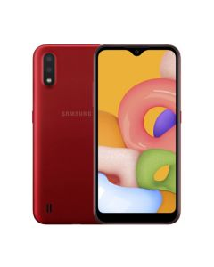 Samsung Galaxy A01 SM-A015F 2/16GB Red (SM-A015FZRDSEK)