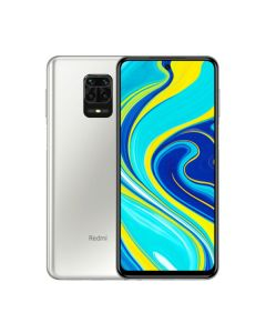 XIAOMI Redmi Note 9S 4/64 Gb (glacier white) українська версія