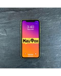 Apple IPhone 11 128Gb Yellow (MWLA2) Б/У