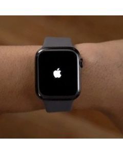 Apple Watch 6 44mm Space Gray Aluminum Case with Black (M00H3) Б/У