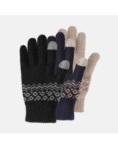 Перчатки Xiaomi Touch Screen Gloves Finger Winter Coffee