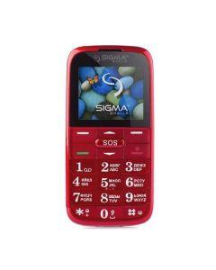 Sigma Comfort 50 Slim2 (red)УЦЕНКА