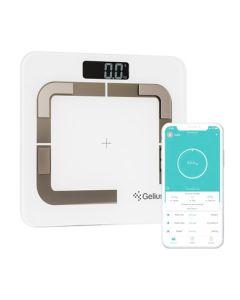 Весы напольные электронные Gelius Zero 2 Fat GP-BFS002 White