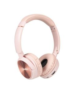 Bluetooth Наушники Gelius Pro Crossfire GP HP-007 Pink