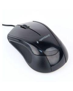 Проводная мышь Gembird MUS-3B-02 Black