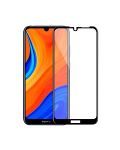 Защитное стекло для Huawei Y6 2019/Y6S/Honor 8a/Honor 8a Pro 3D Black (тех.пак)