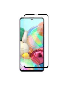 Защитное стекло для Samsung Note 10 Lite/N770 3D Black (тех.пак)