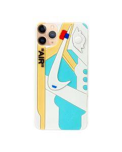 Чехол накладка Goddess Case для iPhone 11 Pro  Max AirMax White