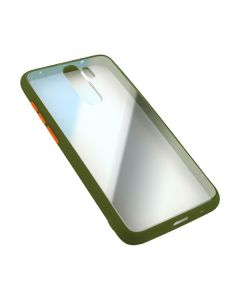 Чехол накладка Goospery Case для Xiaomi Redmi 7a Clear/Olive/Orange