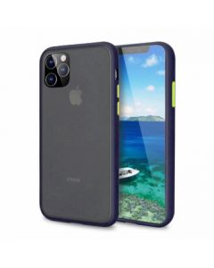 Чехол накладка Goospery Case для iPhone 11  Pro  Max Dark Blue