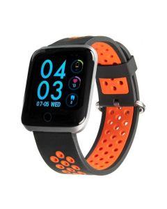 Смарт-часы Gelius GP-SW001 Neo Black/Red УЦЕНКА