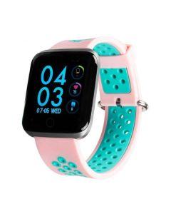 Смарт-часы Gelius GP-SW001 Neo Pink/Blue УЦЕНКА
