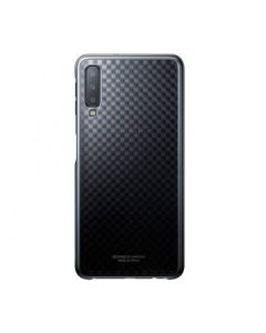 Чохол накладка Gradation Cover Samsung A7 2018 EF-AA750CBEGRU (Black)
