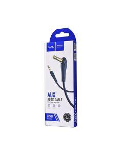 Аудио кабель 3.5 - 3.5 мм Hoco UPA14 1M Black