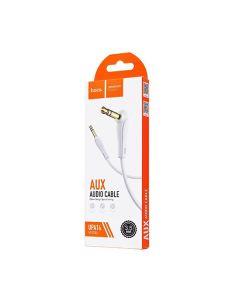 Аудио кабель 3.5 - 3.5 мм Hoco UPA14 1M Grey