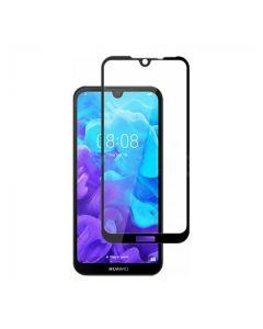 Защитное стекло для Huawei Honor 8s 3D Black (тех.пак)