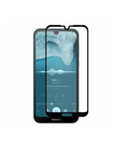 Защитное стекло для Huawei Y5 2019/Honor 8s/Honor 8s Prime 3D Black (тех.пак) Ceramics