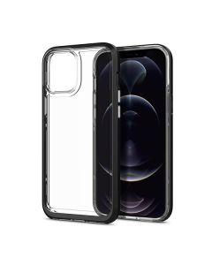 Чехол Spigen для iPhone 12 Pro Max Neo Hybrid Crystal Black