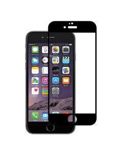 Защитное стекло для iPhone 6/6S 3D Black (тех.пак) Ceramics