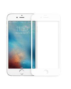 Защитное стекло для iPhone 6 Plus 5D White (тех.пак)