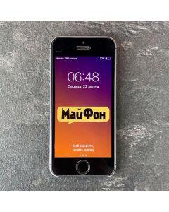 Apple iPhone 5S 16Gb (Space Gray) Б/У