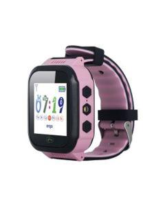 Детские умные часы Ergo GPS Tracker Color J020 Pink
