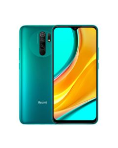 XIAOMI Redmi 9 4/64GB Dual sim (green) no NFC