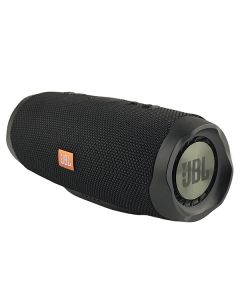 Портативная Bluetooth колонка JBL Charge 4 K856 + Power Bank Black (копия)