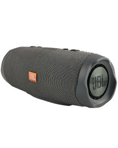 Портативная Bluetooth колонка JBL Charge 4 K856 + Power Bank Grey (копия)