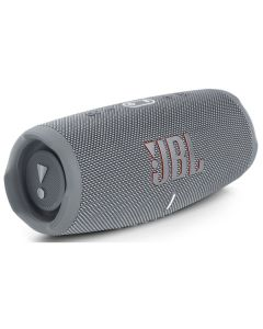 Портативная колонка JBL Charge 5 Grey (JBLCHARGE5GRY)