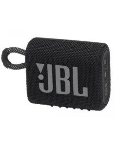 Портативная колонка JBL GO 3 Black (JBLGO3BLK)