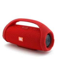 Портативная Bluetooth колонка JBL Boombox Mini + Power Bank Red (копия)