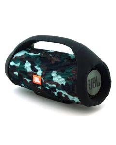 Портативная Bluetooth колонка JBL Boombox Mini + Power Bank Squad (копия)